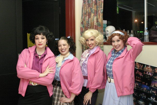 grease pink ladies marty wwwpixsharkcom images